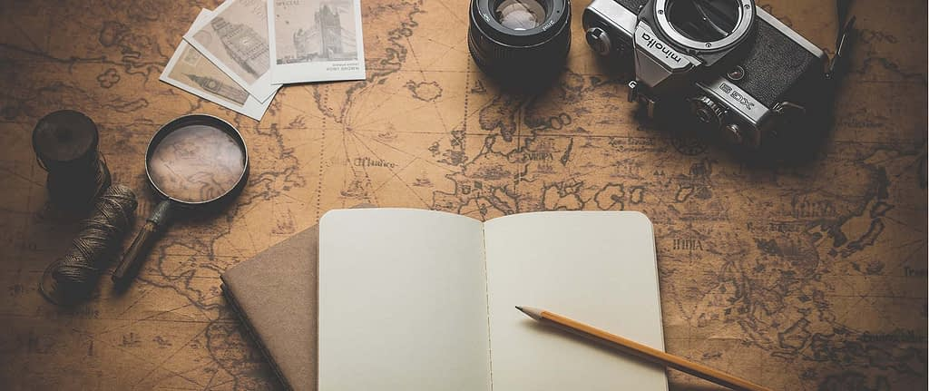 planning your travel bucket list