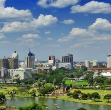 Overview of Nairobi, the perfect excursion city