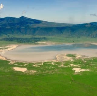 Overview of Ngorongoro Conservation Area